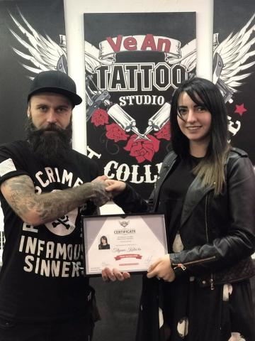 VEAN TATTOO STUDIO